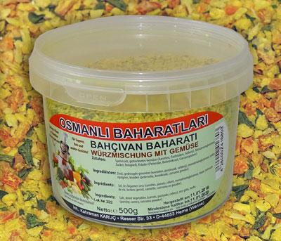 Bahcivan Baharati