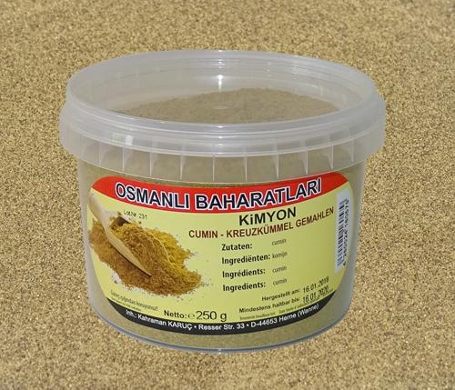 Osmanlı Baharatları > Kimyon